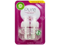 Officeworks Air Wick Essential Oil Plug In Refill Cherry Blossom 2 Pack