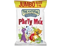 Officeworks The Natural Confectionery Company The Natural Confectionary Company Party Mix 1kg