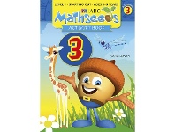 Officeworks ABC Mathseeds Starting Out Activity Book 3