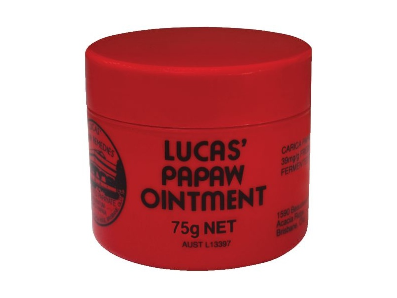 Lucas Pawpaw Ointment 75 g
