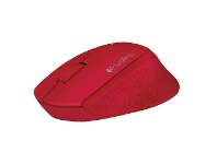 Officeworks Logitech Wireless Mouse Red M280