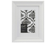 Officeworks Lifestyle Brands Heritage Frame 6x8 or 6x4 White