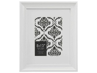 Officeworks Lifestyle Brands Heritage Frame 8x10 or 5x7 White