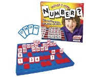 Officeworks Junior Learning What's My Number Game