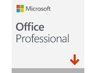 Officeworks Microsoft Office Professional 2019 1 PC/Mac Download