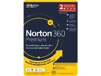 Officeworks Norton 360 Premium 2 Devices 1 Year Card