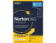 Officeworks Norton 360 Premium 3 Devices 1 Year Card