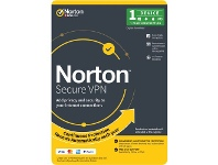 Officeworks Norton Secure VPN 1 Device 1 Year Card