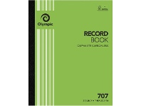 Officeworks Olympic No.707 Carbonless Triplicate Record Book