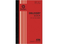 Officeworks Olympic No.636 Carbon Triplicate Delivery Book