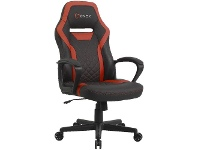 Officeworks ONEX GX1 Gaming Chair Black And Red