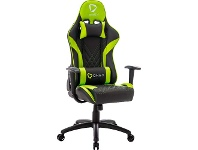 Officeworks ONEX GX2 Gaming Chair Black and Green