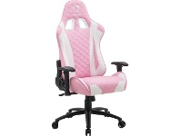 Officeworks ONEX Gaming Chair GX330 Pink