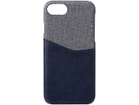 Officeworks Otto Snap Card Case iPhone 6/7/8/SE Navy/Grey