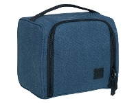 Officeworks Otto Canvas Cube Navy