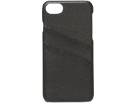 Officeworks Otto Leather Snap Case iPhone 6/7/8/SE Black
