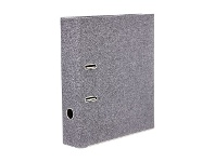 Officeworks Otto Recycled A4 Lever Arch File Grey