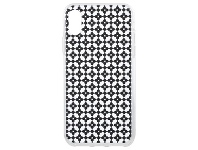 Officeworks Otto iPhone XS Case Black and White