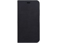 Officeworks Otto Slim Leather Wallet Case for iPhone XR Black