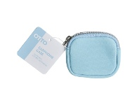 Officeworks Otto Earphone Pouch Blue