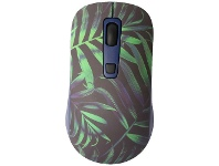 Officeworks Otto Wireless Mouse Palm Leaves