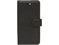 Officeworks Otto Leather Wallet Case for iPhone 7/8+ Black