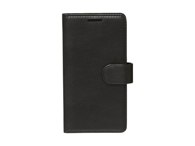 Otto Leather Wallet Phone Case for iPhone Universal Black