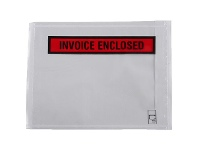Cumberland Invoice Enclosed Packaging Envelopes 1000 Pack