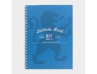 Officeworks Oxford A4 Lecture Book 120 Page with Scribzee App Turquoise