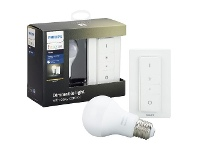 Officeworks Philips Hue Wireless Dimming Kit with A60 E27 Bulb