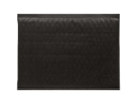 Officeworks PPS Bubble Mailer Size 1 151 x 229mm Black