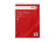 Officeworks PPS Poly Bags 230 x 330mm 100 Pack