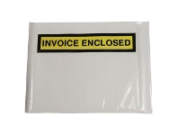 Officeworks PPS Invoice Enclosed Doculopes 100 Pack
