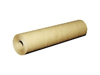 Officeworks PPS Kraft Paper Roll 900mm x 340m Brown