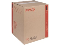 Officeworks PPS Heavy Duty Moving Box Large 431 x 406 x 596mm