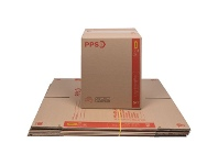 Officeworks PPS Moving Boxes Large 431 x 406 x 596mm 10 Pack