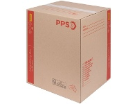 PPS Moving Box with Handles Large 431 x 406 x 596mm