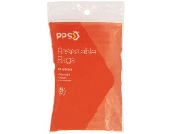 Officeworks PPS 40 x 50mm Resealable Bags 50 Pack