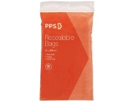 Officeworks PPS 75 x 100mm Resealable Bags 50 Pack