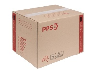 Officeworks PPS Heavy Duty Moving Box Handles Small 403 x 301 x 330mm