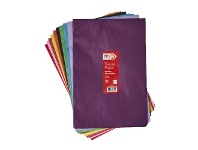 Officeworks PPS Tissue Paper 500 x 750mm 100 Pack Rainbow