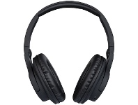 Officeworks Qudo Active Noise Cancelling Headphones with Airline Adaptor
