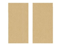 Officeworks Quill DL Envelope Kraft