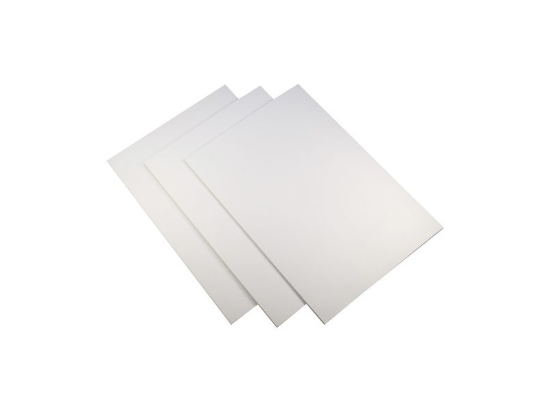 Quill Canvas Board 600gsm White