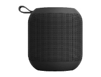 Officeworks Qudo IPX6 Splashproof Wireless Speaker Black