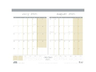 Officeworks Sasco FY21/22 Deluxe Bi-Monthly Desk Planner