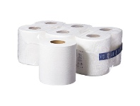 Officeworks Tork Universal Wiper 310 Centerfeed Roll 6 Pack