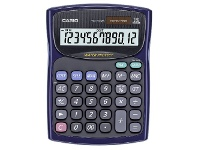 Officeworks Casio 12 Digit Water-protected Calculator WD-220MS