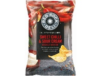Officeworks Red Rock Deli Sour Cream and Sweet Chilli Chips 165g
