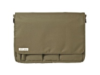 """Officeworks Smart Fit 10"""" Tablet Carry Pouch Green"""